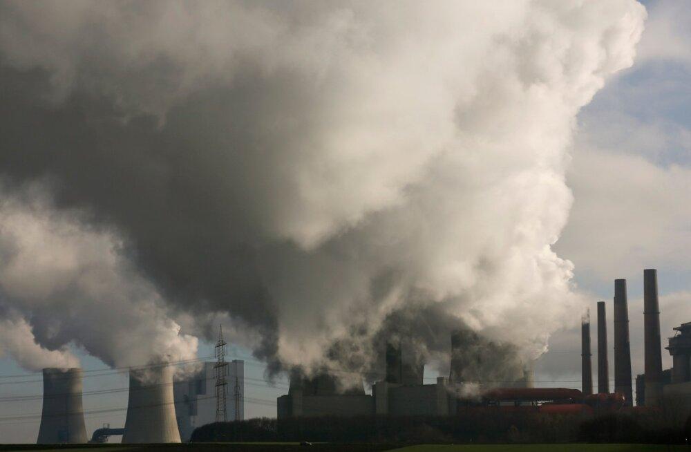 Uuring: kasvuhoonekliima oht on olemas isegi siis kui CO2 saastet vähendatakse