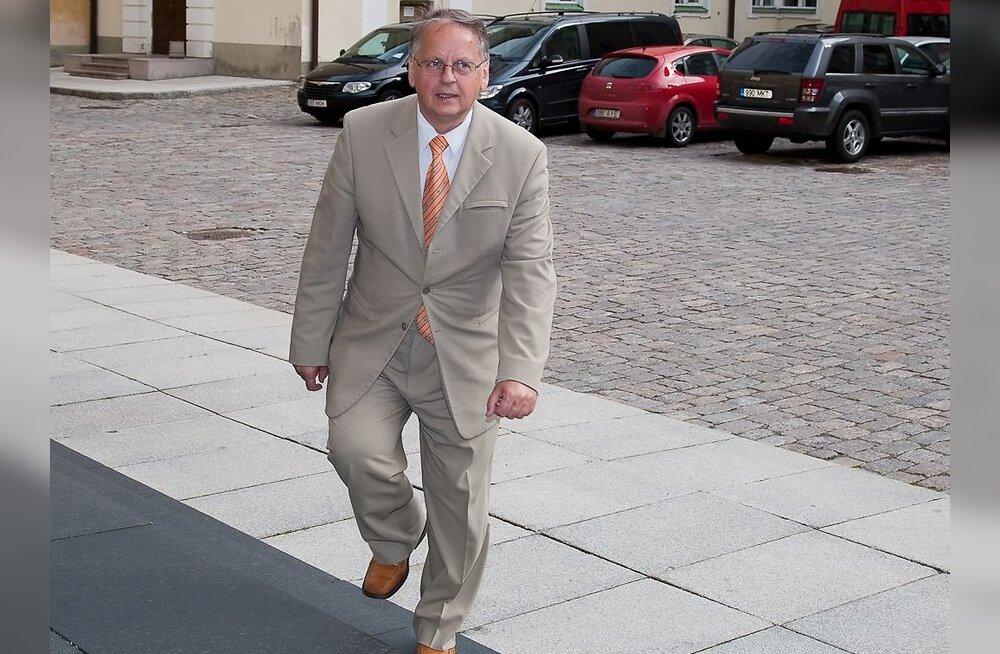 Eesmaa: kui Ilves on vastaskandidaatidest üle, pole debatil erilist jumet