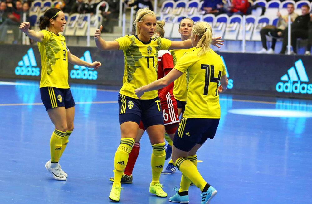 Saalijalgpalli areng: kuidas seda Rootsis tehakse?