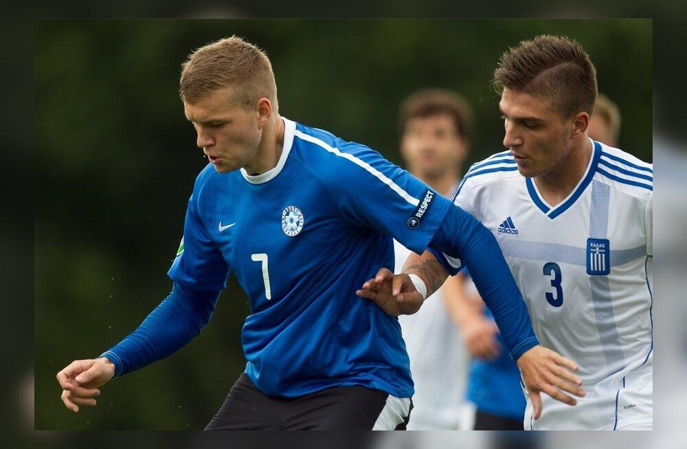 Eesti vs Kreeka U19