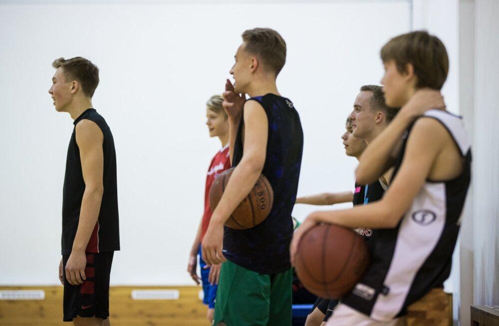 Millisel kujul saavad noorte korvpallurite treeningud lähiajal jätkuda, pole veel selge.