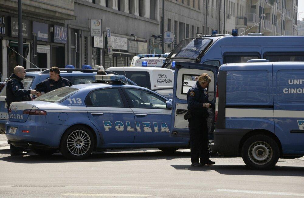Itaalia politsei