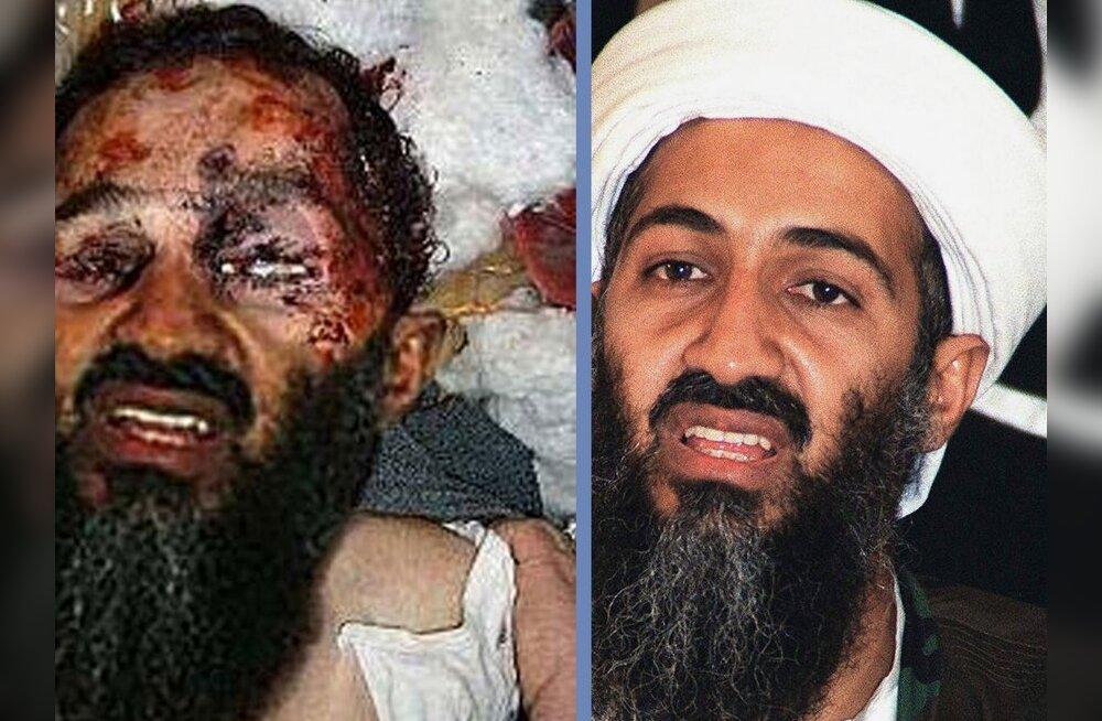 Foto surnud Osama bin Ladenist on võltsing