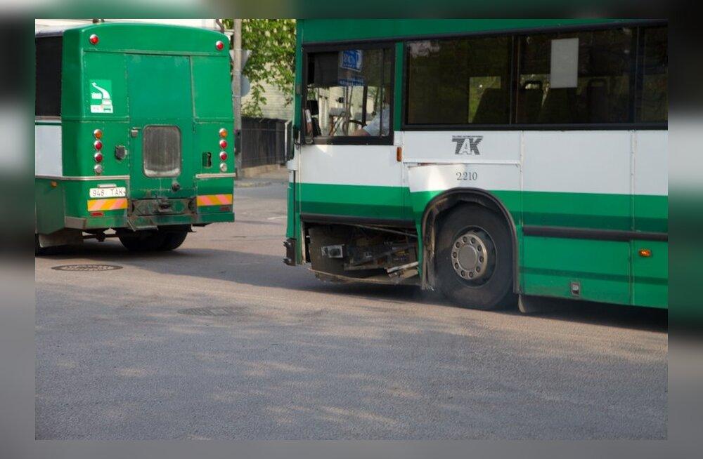 Reformierakondlane: nende bussidega me kaua ringi ei kolista, linna käes olev ühistransport pole jätkusuutlik
