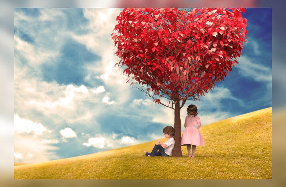 Armastus on energia kõrgeim väljendusvorm