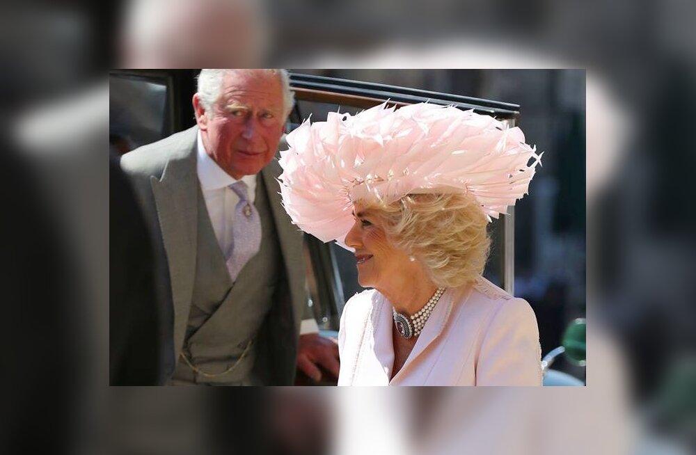 e4c2b742d14 Kuningliku pulma kõige ainulaadsemat kübarat kandis Camilla. Peaehe maksab  röögatu summa!