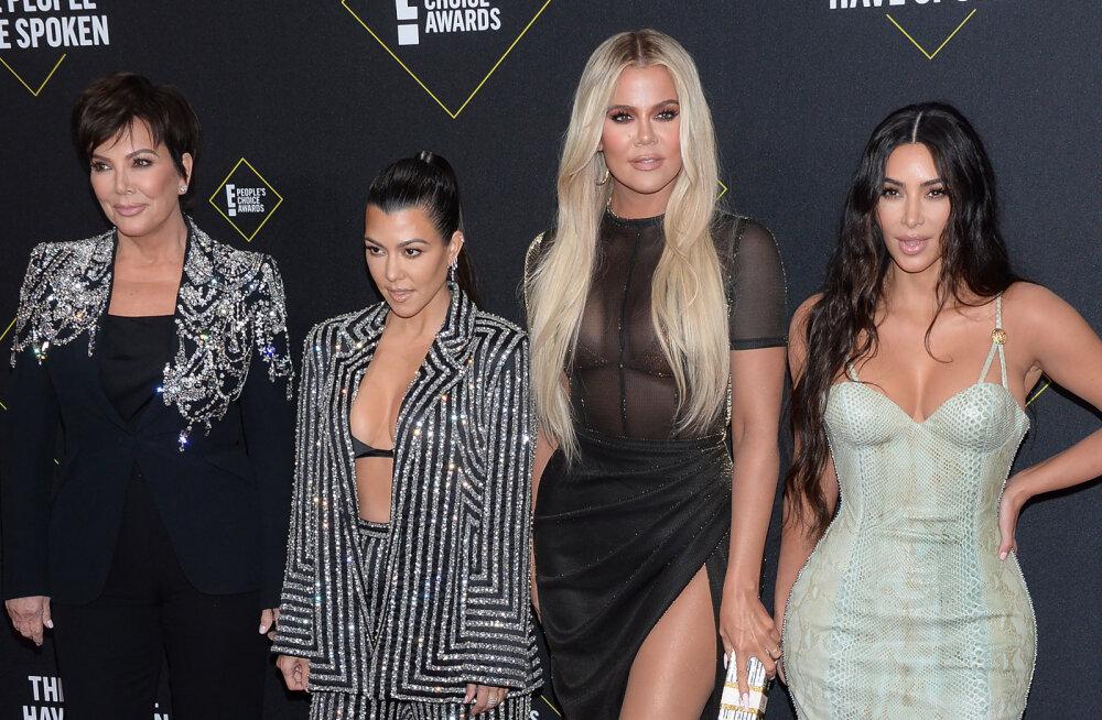 """Puust ja punaseks! Telesarja """"Kardashianid"""" produtsent Ryan Seacrest kommenteeris viimaks aastaid kestnud tõsielusaate lõppu"""