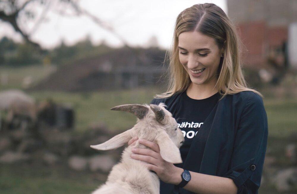 INTERVJUU | Liis Lass armastab loomi üle kõige, päris oma kassid sai ta aga vaid paar aastat tagasi