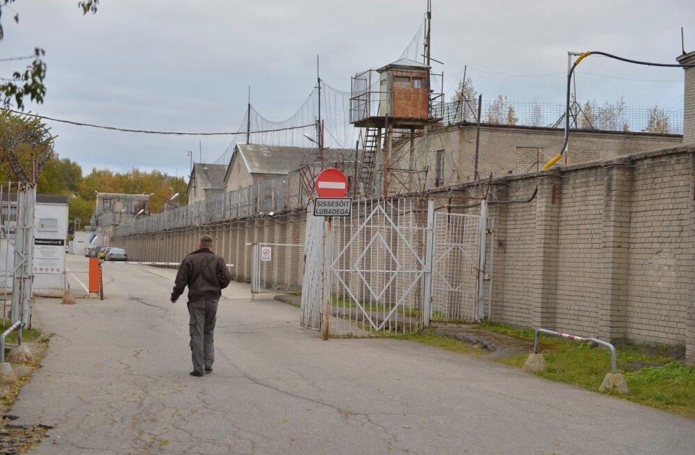 ФОТО: Из Таллиннской тюрьмы сбежали двое арестантов