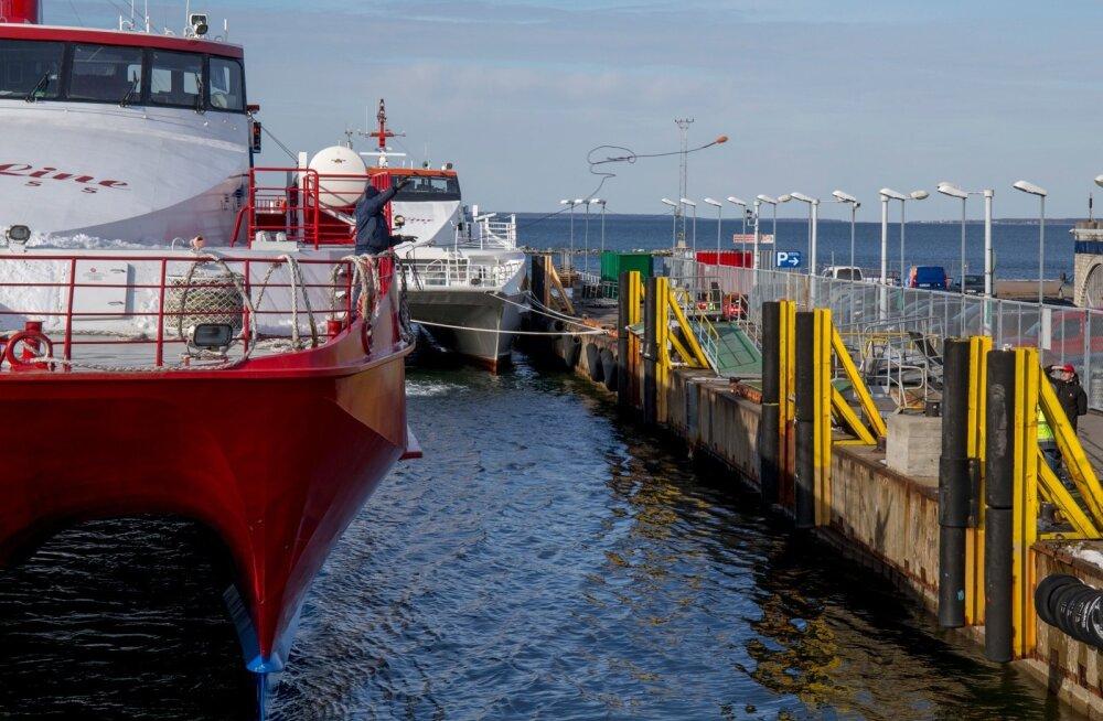 Linda Line avab täna hooaja ning väiksed kiirlaevad hakkavad taas Tallinna ja Helsingi vahel kurseerima.