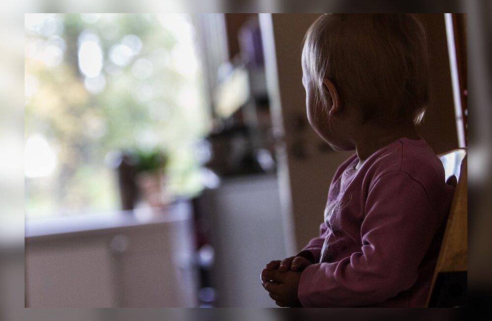Lootusetuna sündinud lapse ema tegi hingejõuga imet