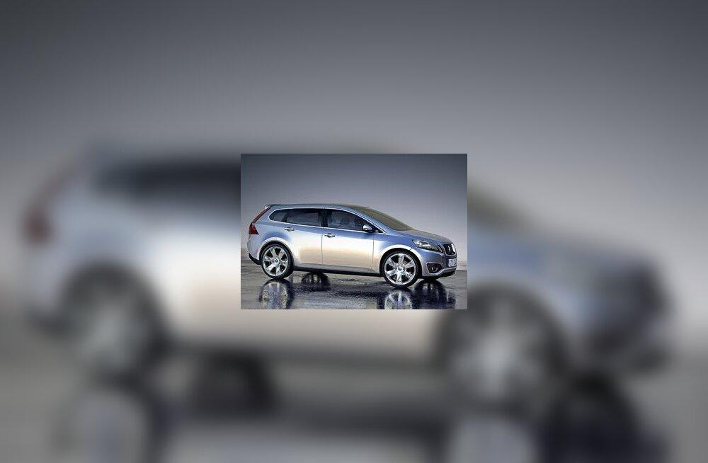 Volvo работает над кроссовером и пятидверной версией хэтчбека С30 47