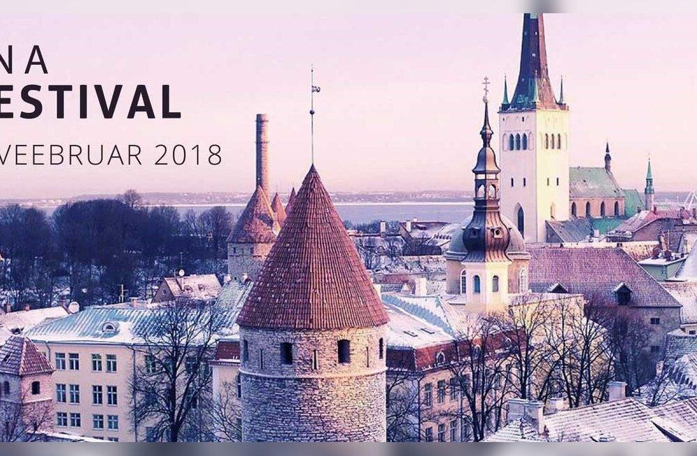 TÕSTA PILK JA AVA SÜDA: heategevuslik Tallinna talvefestival tuleb taas
