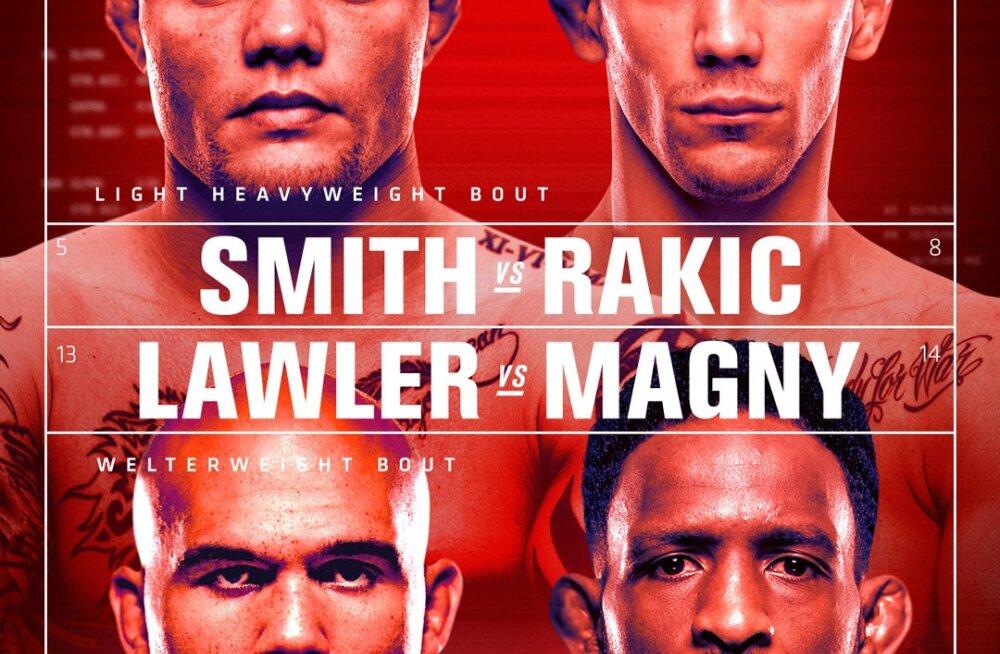 Sissemurdja alistanud UFC võitleja võtab nüüd ette austerlase