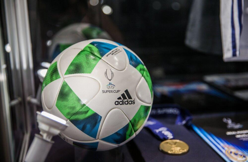 Real Madridi näitus Eesti Spordi- ja Olümpiamuuseumis