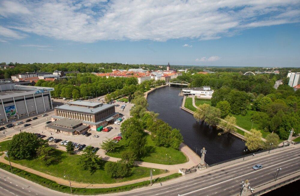 Kinnisvaraekspert: tselluloositehas Tartu kinnisvarahindu alla ei vii. Jutt sellest on õpikunäide tänapäevasest rikki läinud kodanikuühiskonnast
