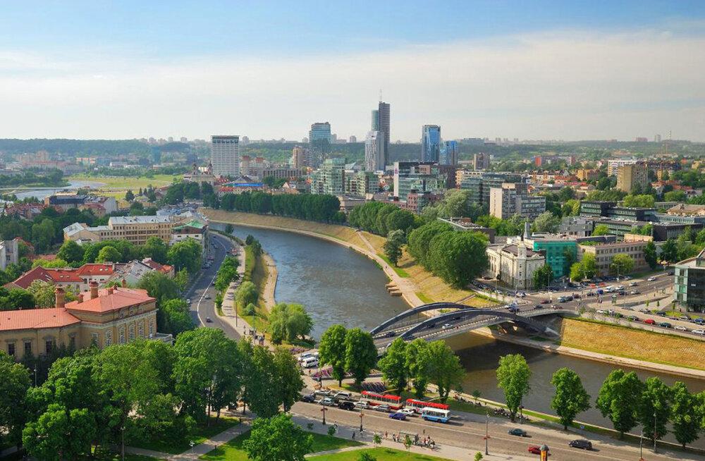 Определены города Европы с самыми довольными жителями. Таллинн в списке!