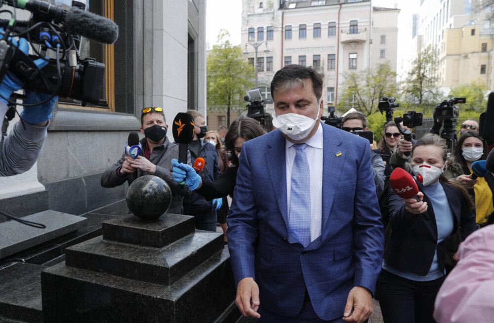 Саакашвили подтвердил назначение в Национальный совет реформ Украины