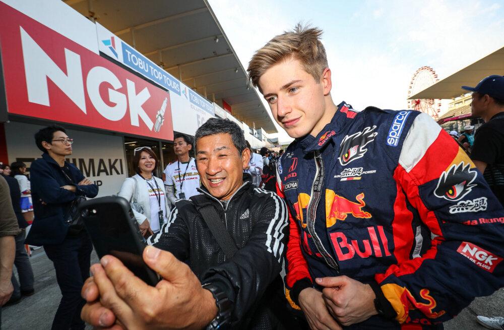 Jüri Vips arvas eelmisel aastal, et saab Red Bullist kinga