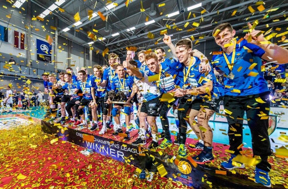 Tartu Bigbanki ja Saaremaa meeskonda lahutas finaalis juuspeen vahe. Kuid võit on võit.