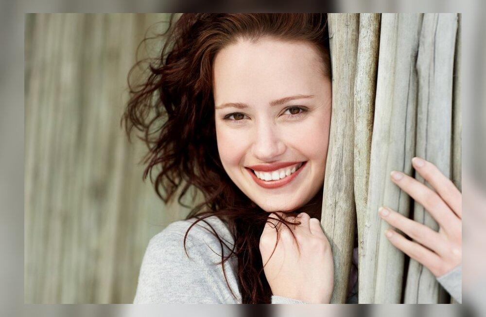 Kuidas saada valge ja särav naeratus?