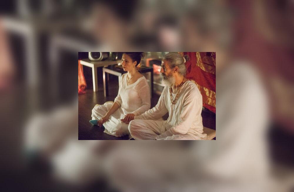 """Tantraõpetaja Swami Hariprem: """"Tantra on meie uue aja teekond vabaduse ja armastuse juurde"""""""