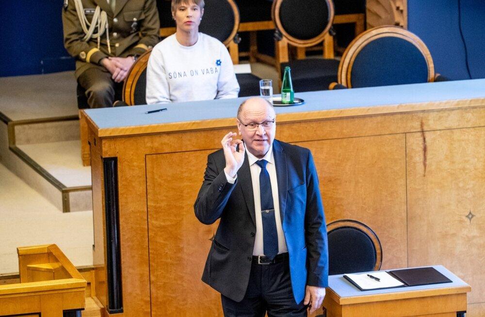 Mart Helme heatujumärk, 2019.