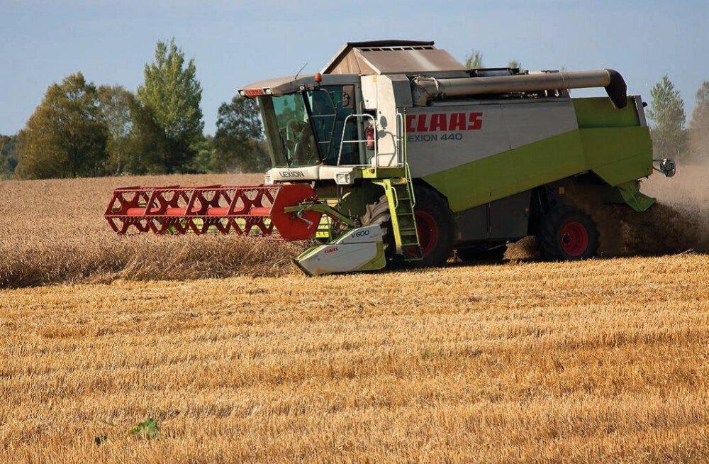 Kas Rae valla põllumeeste elul polegi midagi häda?