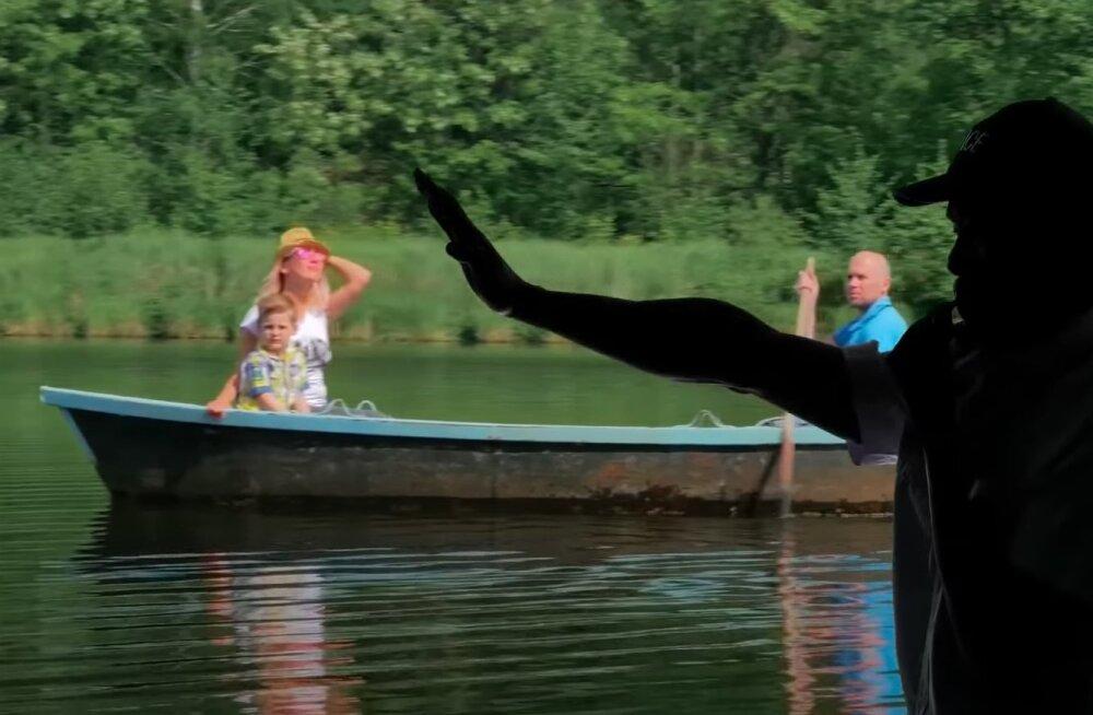 ÕUDUS VEE ALL | 10 järve maailmas, mis peidavad endas tumedaid saladusi — sa ei taha neis supelda!