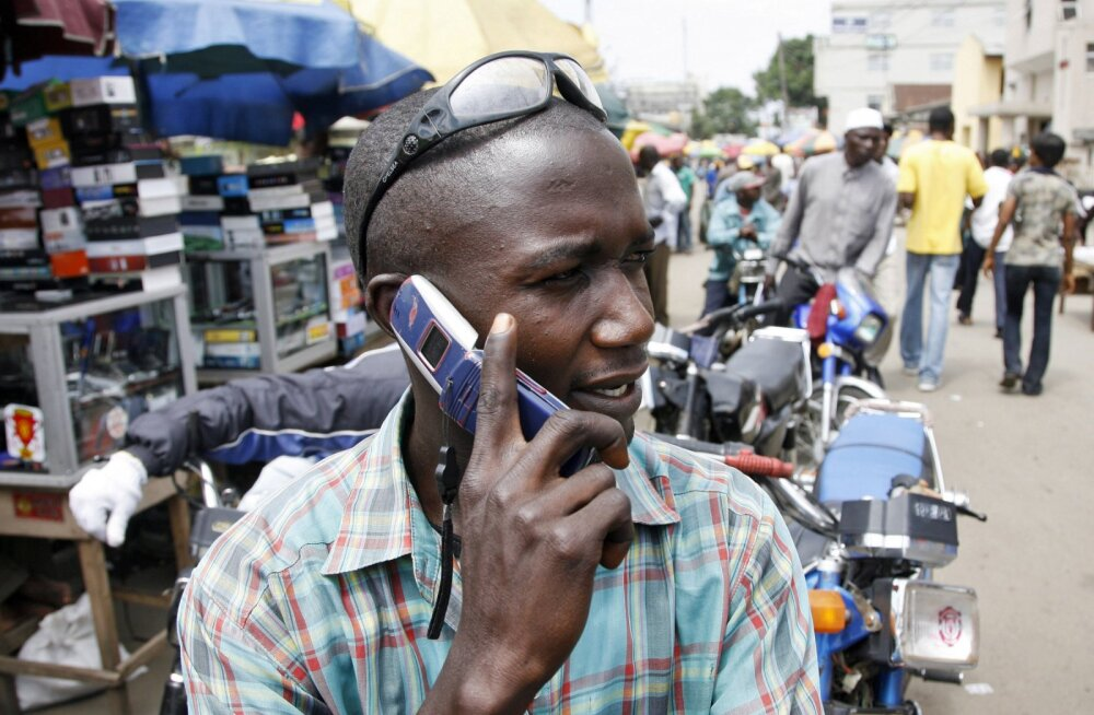 Nigeerias ei hellitata: kui mobiililevi on vilets, ootab operaatorfirmat valus karistus