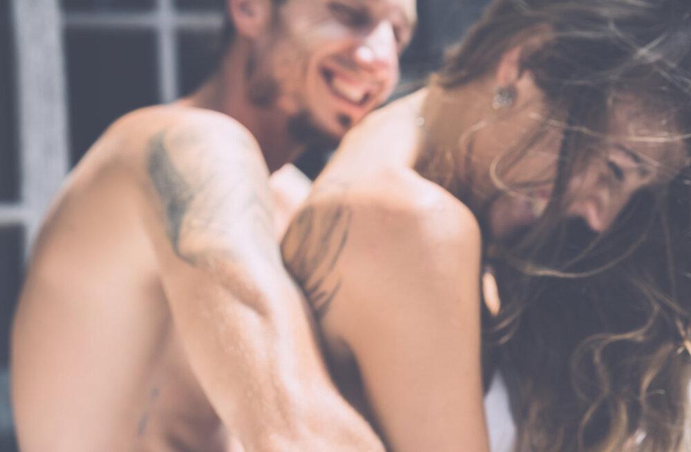 Hormoonid ja seks: naistel on seksiks vaja põhjust. Meestel vaid kohta?