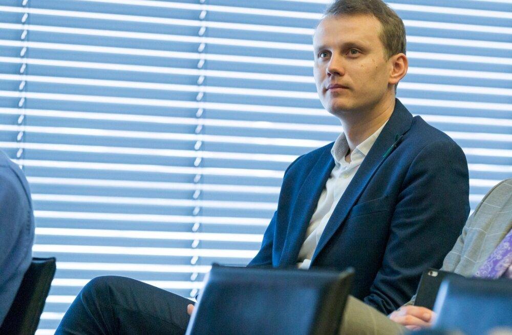 Edgar Savisaare protsessi pressikonverents