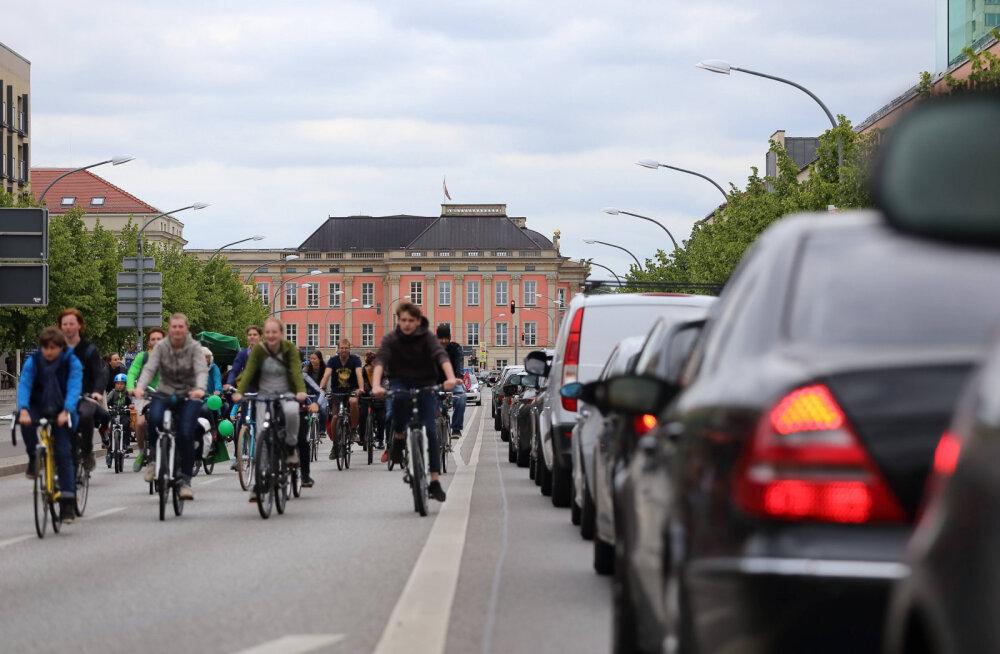 Велосипедные столицы мира: кто круче?