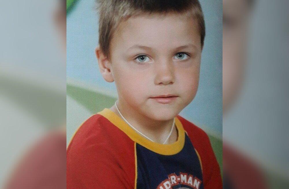 Lätis kadunud 5-aastane Vanja