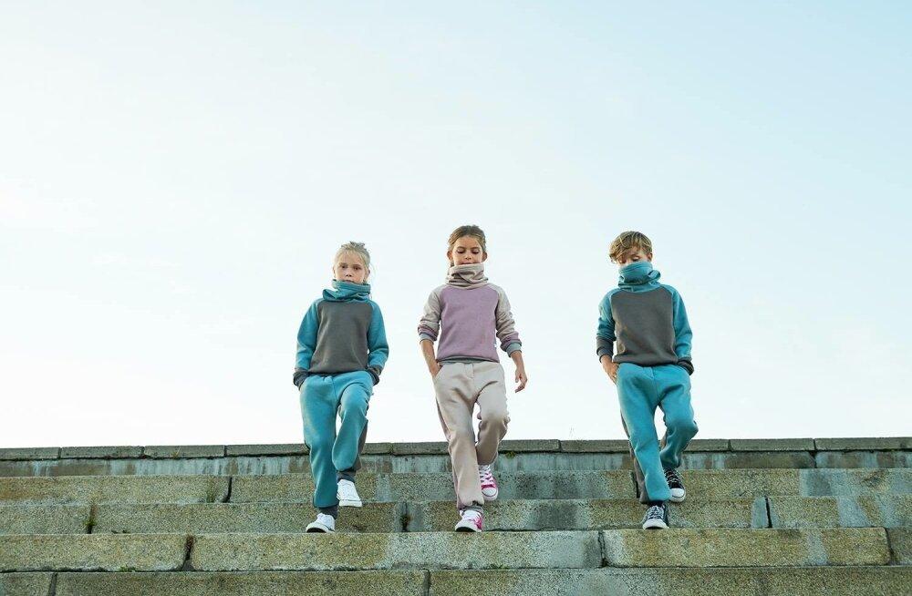Mimi Disaini lasteriided on inspireeritud täiskasvanute moest