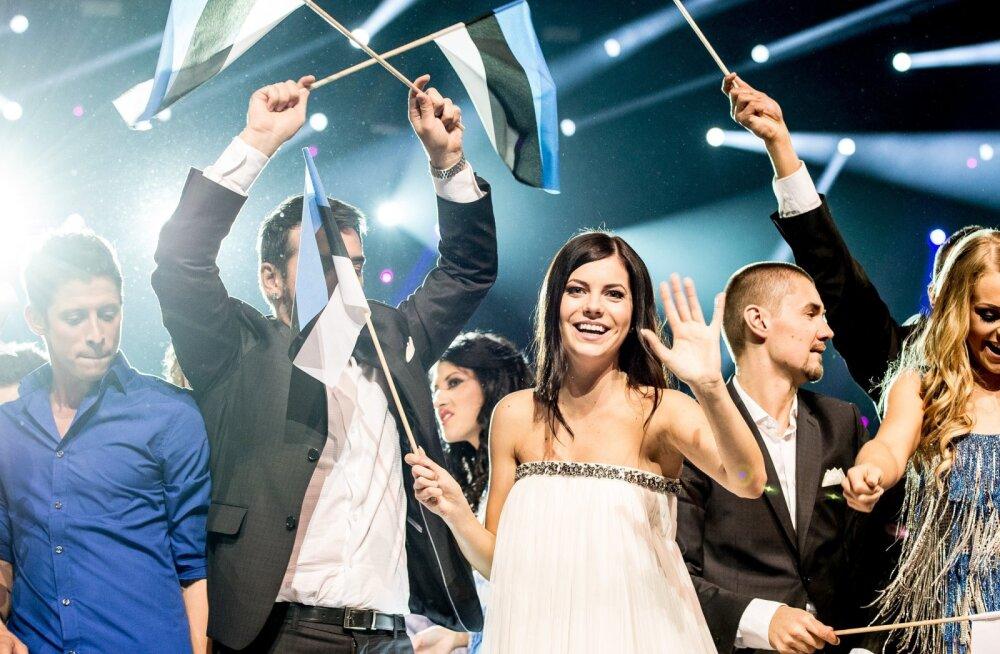 Eurovisioon 2013 1. poolfinaal võitjad