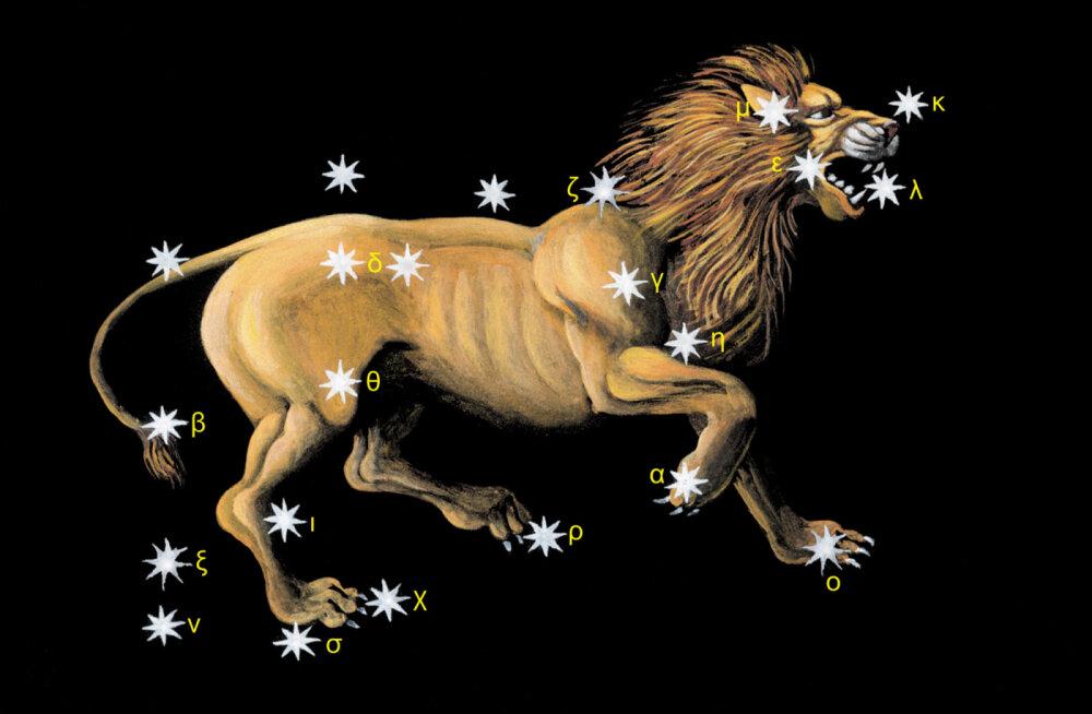 Homme varahommikul toimub Kuu loomine Lõvi sodiaagimärgis | Esiplaanil on suhtlemine ja armastusega seotud teemad