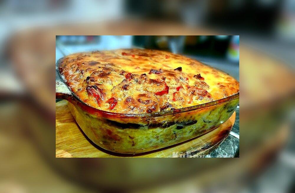 Мусака — легендарное кушанье греческой кухни