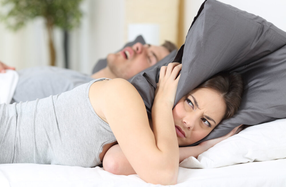 Kui sa oled üks neist, kes öösiti norskab, siis pane tähele ohumärke, mis võivad viidata tõsisele terviseprobleemile
