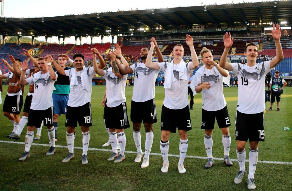 U21 jalgpalli EM-i finaalist tuleb kahe aasta taguse turniiri kordusetendus