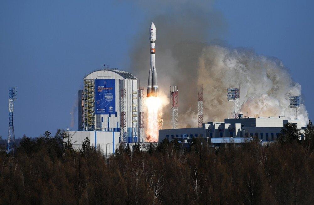 Kohus mõistis Vene kosmodroomi ehituselt 75 miljonit eurot riisunud kolooniasse