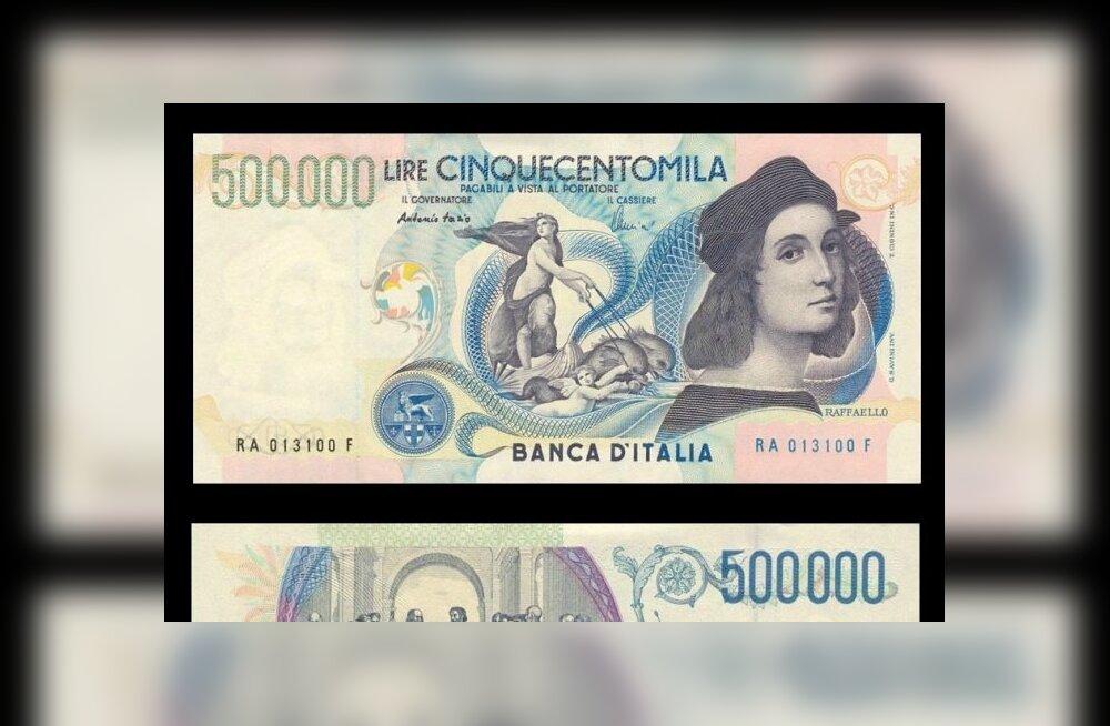 Itaalia parlamendisaadik pani oma jutuga euro langema