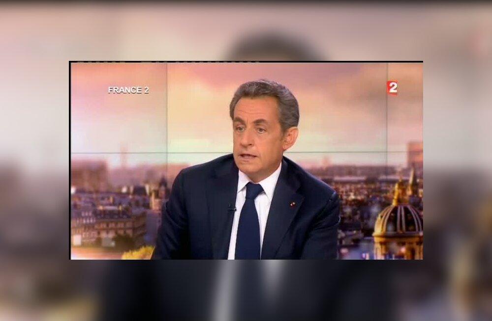 Экс-президент Франции Саркози предстанет перед судом по делу о коррупции