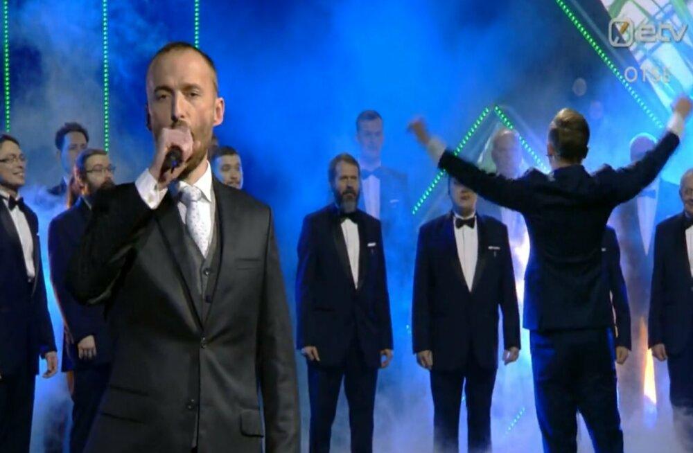 Põnev teletrikk! Eesti Laulu poolfinaalis esinenud Märt Avandit tegelikult laval polnudki