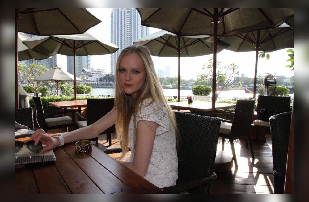 Пропавшая в Гонконге эстонка найдена — с ней все хорошо
