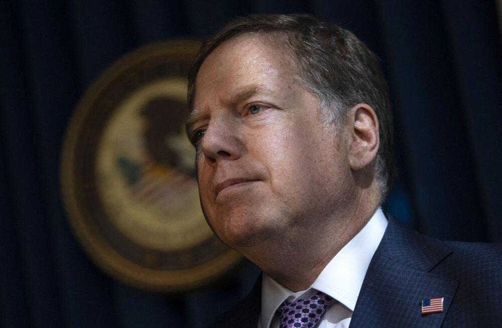 USA föderaalprokurör peatas Trumpi valitsuse katse ta ametist vabastada
