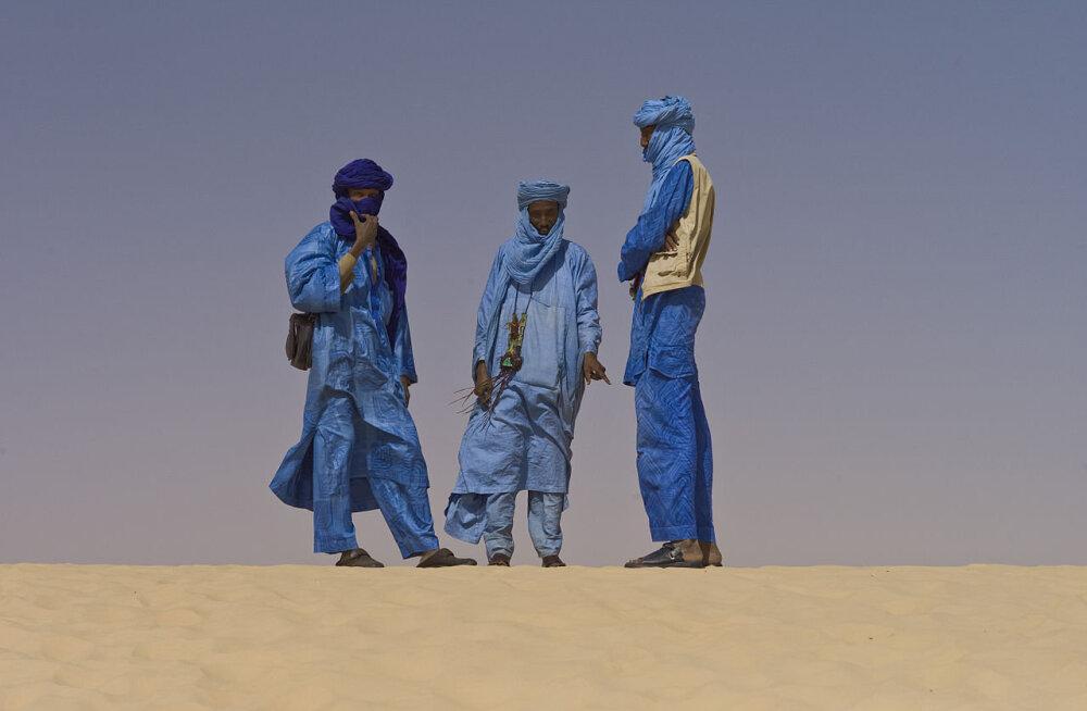 Tuareegid võitlevad iseseisvuse eest