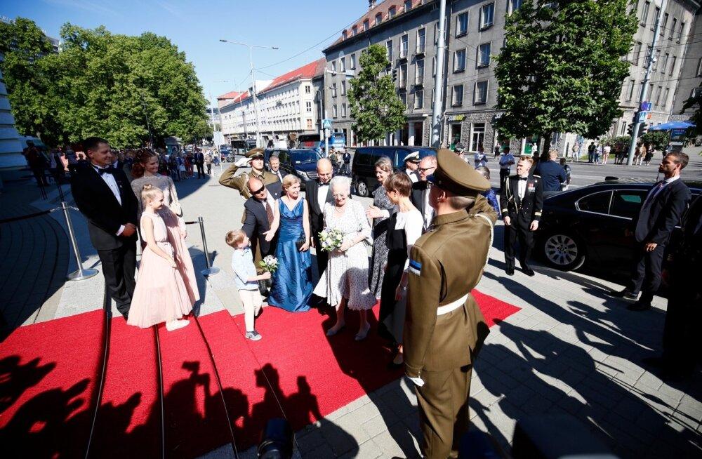 FOTOD | Vaata, kes saabusid Taani kuninganna auks peetavale uhkele galakontserdile Estonias!
