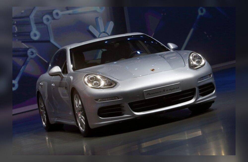 "Proovisõit: Porsche Panamera S E-Hybrid – luksuslik ""sabaga"" lenddiivan"