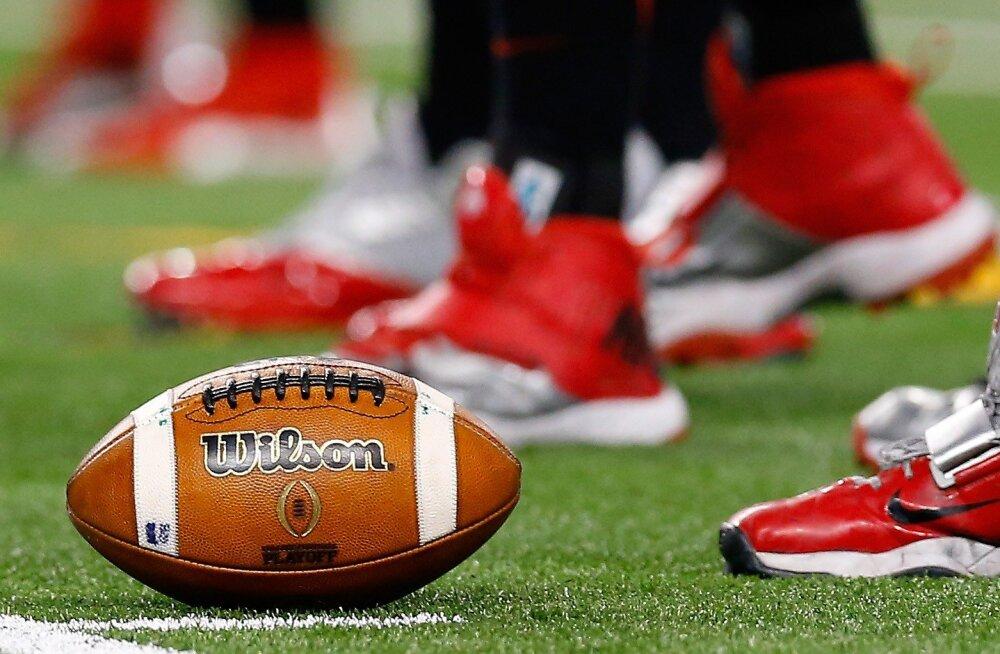 USA ülikool kaotas äkksurma tõttu teise jalgpalluri nelja aasta jooksul